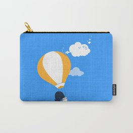 In-flight incident Carry-All Pouch