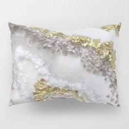 Geode Art Pillow Sham