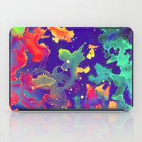under the sea iPad Cases featuring Under the Sea by Adaralbion