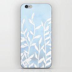 Blue Nature iPhone & iPod Skin