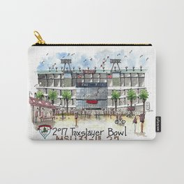 2017 TaxSlayer Gator Bowl Carry-All Pouch