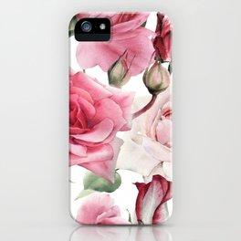 Big Rose Boooyah! iPhone Case
