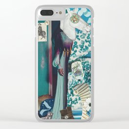 Chariot Clear iPhone Case
