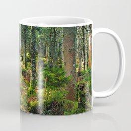Late Spring Forest Coffee Mug