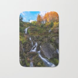 Waterfall in Ireland (RR 253) Bath Mat