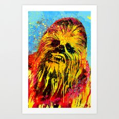 Chewpop Art Print