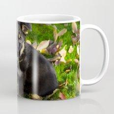 Little German Shepherd puppy Mug