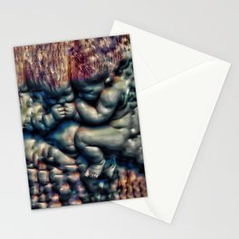 Castor and Pollux Stationery Cards