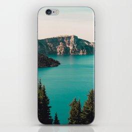 Dreamy Lake - Nature Photography iPhone Skin