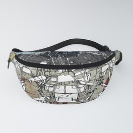 Bot Paste Fanny Pack