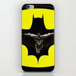 Knight of the Night iPhone Skin