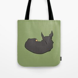 Chihuahua in Repose Tote Bag