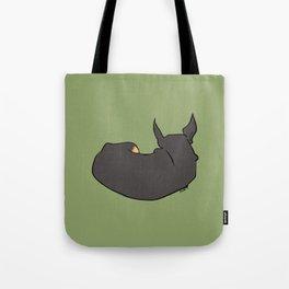 Chihuahua in Repose Tote Bag