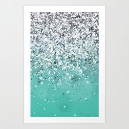 Spark Variations I Art Print