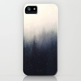 ghosts of my past iPhone Case