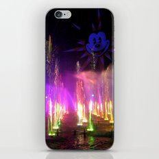 World Of Color 1 iPhone & iPod Skin
