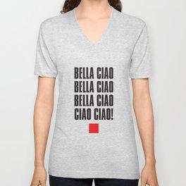 Bella Ciao! Unisex V-Neck