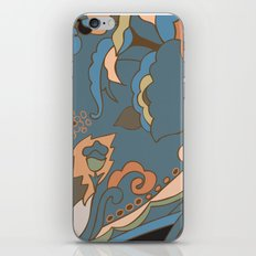 Modern Abstract Shapes iPhone & iPod Skin