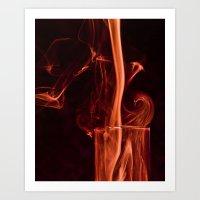 alchemy Art Prints featuring Alchemy by Bill Nash