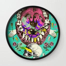 PSYCH MYSTERY Wall Clock