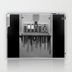 Switch On skyscrapers Laptop & iPad Skin
