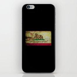New California Republic iPhone Skin