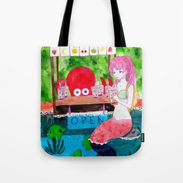Bubble tea (Mermay 2019) Tote Bag