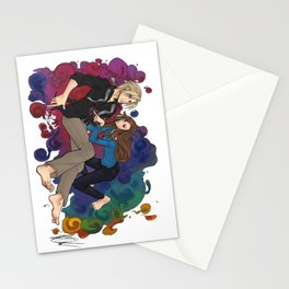 Enervate Stationery Cards