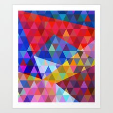 Abstract #268 Art Print