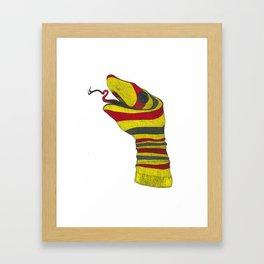 Killa Mang Framed Art Print