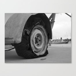 Wheels Of Confusion Canvas Print