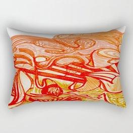 efflorescent #24.1 Rectangular Pillow