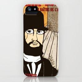 Toulouse-Lautrec iPhone Case