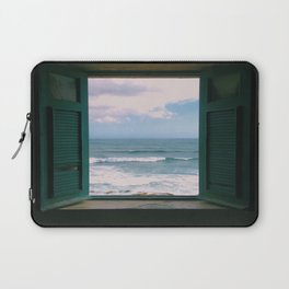Atlantic Morning Laptop Sleeve