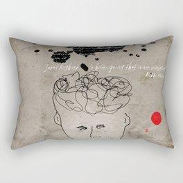 Jared Kushner 'a hidden genius that no one understands.' 2 Rectangular Pillow