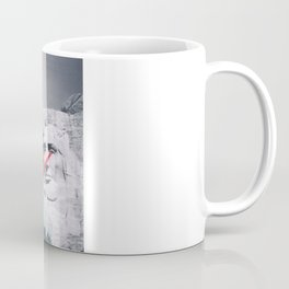 Embroidered Mt. Rushmore Coffee Mug