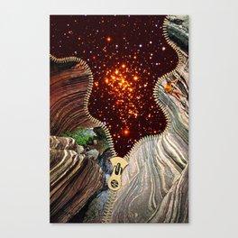 Dangerous Stars Canvas Print