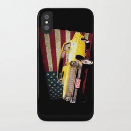 Chevy Nova 67 iPhone Case
