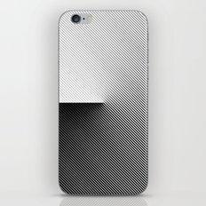 B&W 001 iPhone & iPod Skin