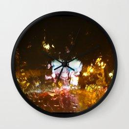 Rainy DayZ 37 Wall Clock