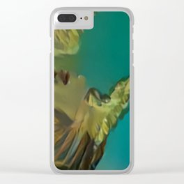 In Shape 42 Clear iPhone Case