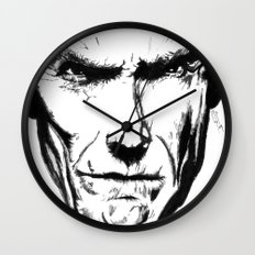 Clint Eastwood Wall Clock