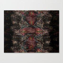 Tropical Mirrors Canvas Print