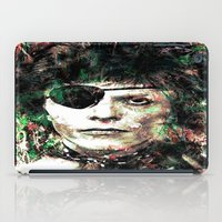 bowie iPad Cases featuring BOWIE by Vonis