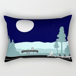 Nightowls Rectangular Pillow