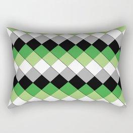 Aro (pattern) Rectangular Pillow