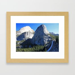 John Muir Trail  Framed Art Print