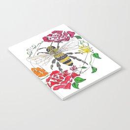 Honey (color) Notebook