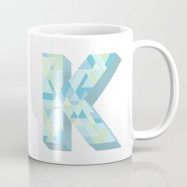 K Coffee Mug