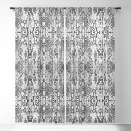 Pagan Seasons Sheer Curtain